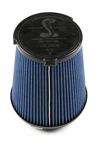 Shelby GT500 Dry Air Filter (Front View)
