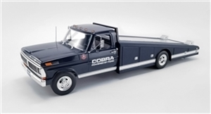 "1:18  LIMITED 1970 F-350 "" Cobra"" Ramp Truck"