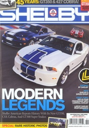Magazine: 2010 Shelby Annual