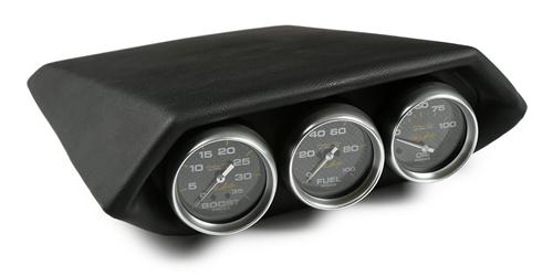 shelby american gauge pod angle rings 20052009