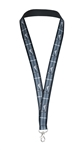 Shelby Snakes Lanyard