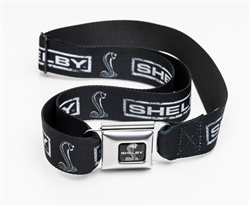 Shelby Snake Seatbelt Belt