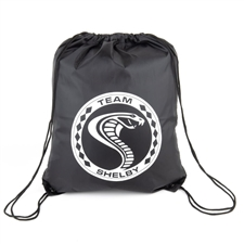 Team Shelby Drawstring Bag