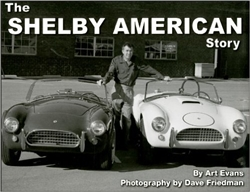 """The Shelby American Story""  Book"