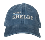 Shelby 1962 Pigment Dyed Blue Hat