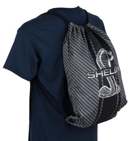 a94dcfd61a Sublimated Carbon Fiber Drawstring Bag