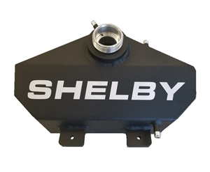 2015-2020 Shelby Coolant Reservoir Tank - Black