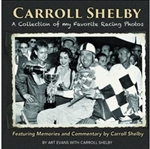 """Carroll Shelby: A Collection of My Favorite Racing Photos"" Book"