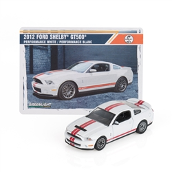 1:64 2012 Ford Shelby GT500 Diecast