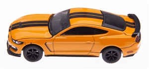 1:64 2019 Orange Ford Shelby GT Diecast