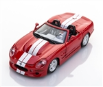 1:18 1999 Red Shelby Series 1 Diecast