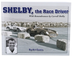 """Shelby, the Race Driver"" Book"