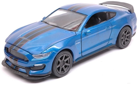 1:24 Blue Ford Shelby GT350R Diecast