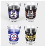 Shelby Shot Glass Set