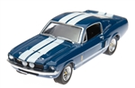 1:64 1967 Shelby GT500 Diecast - Commemorative Stamps Series