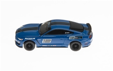 1:64 2016 Blue Ford Shelby GT350 Diecast