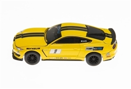 1:64 2016 Yellow Ford Shelby GT350 Diecast