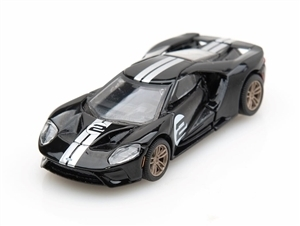 1:64 2017 Ford GT '66 Heritage Diecast