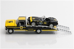 1:64 Terlingua Racing Team 1969 Ford F-350 Ramp Truck with Shelby Cobra Diecast