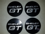 GT WHEEL CENTER CAP INSERT SET
