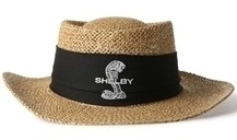 Shelby Straw Hat