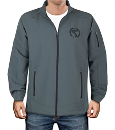 Team Shelby Lightweight Charcoal Jacket