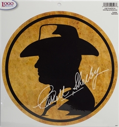 Carroll Shelby Bust Decal
