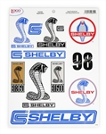 Shelby Multi Sticker Sheet 8.5x11""