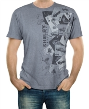 Shelby Card Grey T-Shirt
