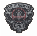 Shelby American Pistons Magnet