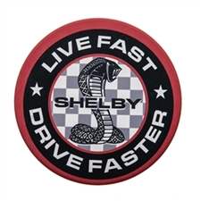 Live Fast, Drive Faster Magnet