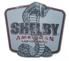 Shelby American Badge Magnet