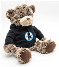 Teddy Bear with Shelby Hoody