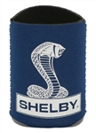 Navy Magnetic Can Koozie