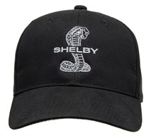 Shelby Super Snake Black Hat
