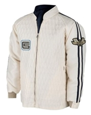 Shelby American Vintage White Team Jacket