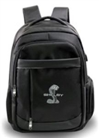 Shelby Vault Black Backpack