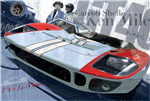 GT40 MKII Poster