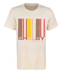 Retro Shelby Soft Cream Tee