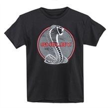Youth Chrome Super Snake Black Tee