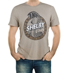 Shelby Built for Performance Heather Tan Tee