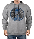 Shelby American Anniversary Heather Pullover Hoody
