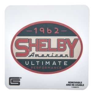 Ultimate Performance Removable Sticker
