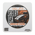 American Legend Removable Sticker
