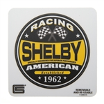Shelby American Racing Removable Sticker