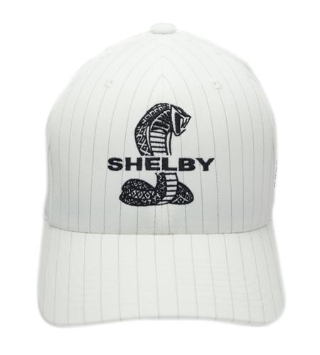 cbd99b6378fa26 Super Snake New Era White Pinstripe Hat