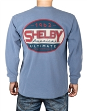 Ultimate Performance Blue Jean Long Sleeve Tee