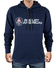 Shelby American Navy Hoody