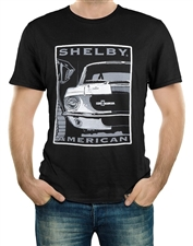 Shelby GT350 Showoff Black Tee
