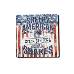 Shelby Stars & Stripes High Profile Magnet